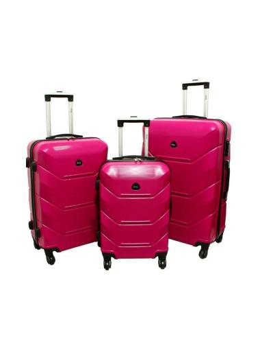 Zestaw walizek 3w1 (XL, L,...