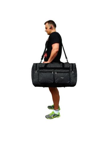 Pojemna torba podróżna model 19 RGL - zdjęcie na ramię