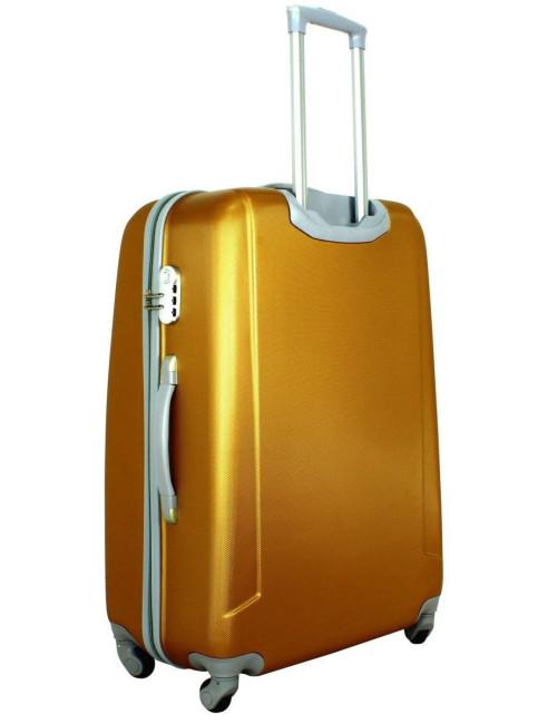 Zestaw walizek podróżnych na kółkach 883 4w1 - wysuwany uchywyt