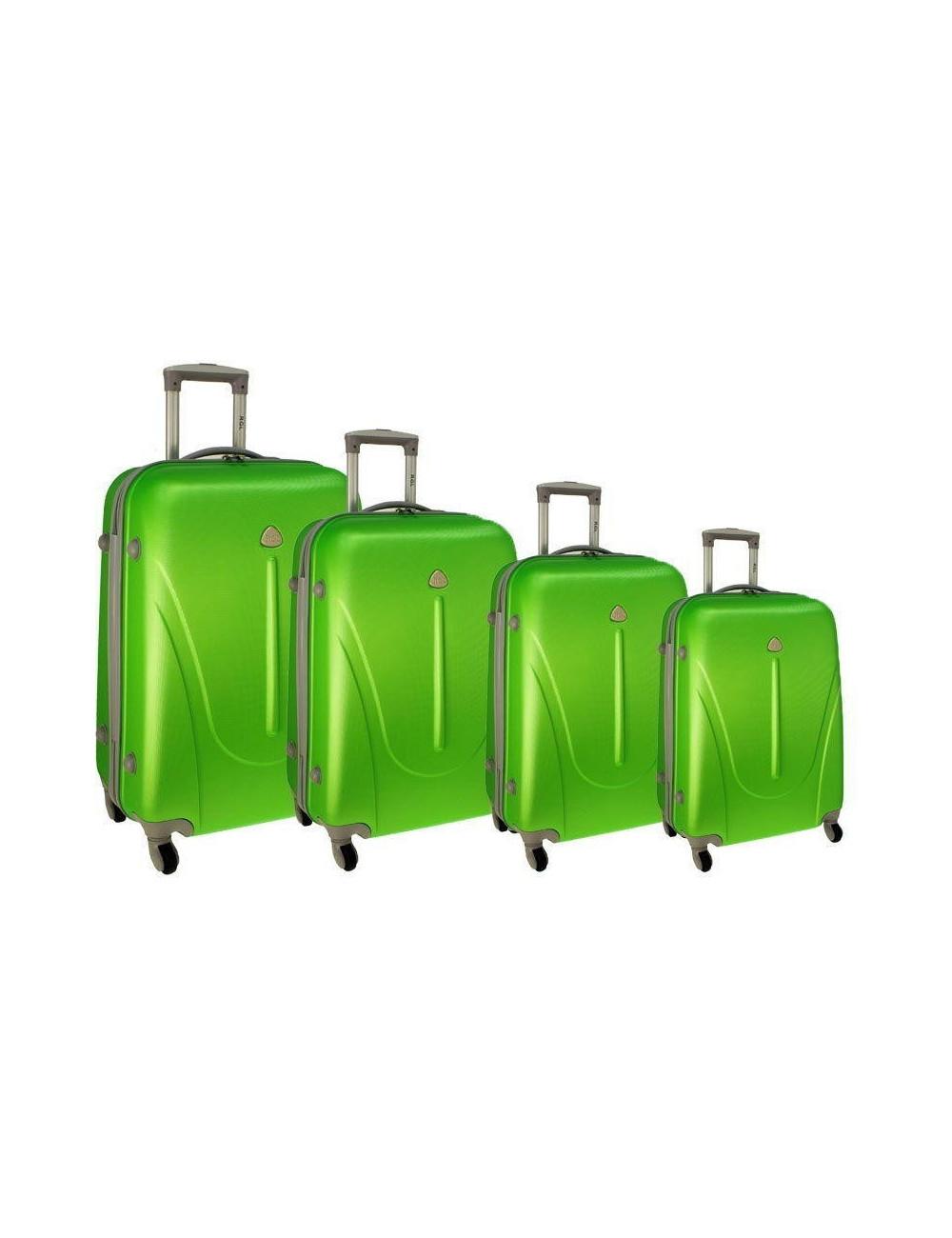 5711539f07e24 Zestaw walizek podróżnych 4w1 883 RGL - hurtowniawalizek.pl