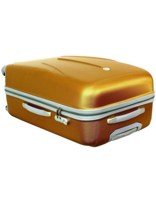Zestaw walizek podróżnych na kółkach 883 3w1 RGL - uchwyt boczny