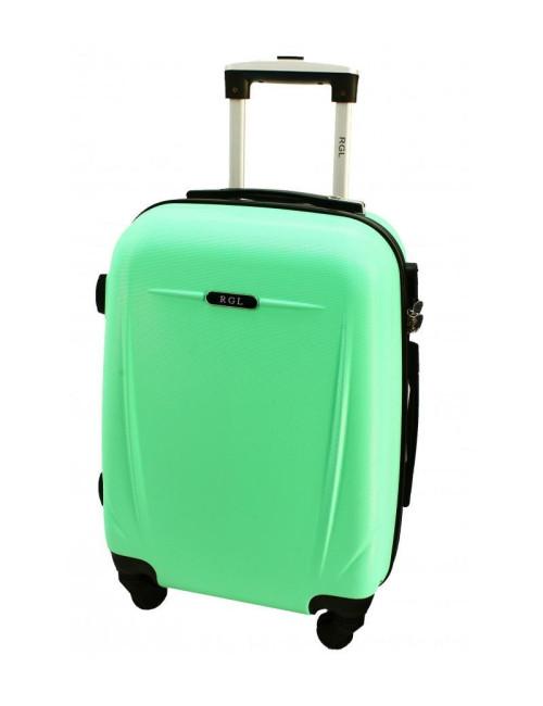 Mała walizka podróżna 780 L - miętowa