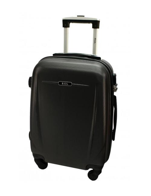 Mała walizka podróżna 780 L - czarna