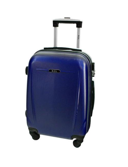 Mała walizka podróżna 780 L - granatowa