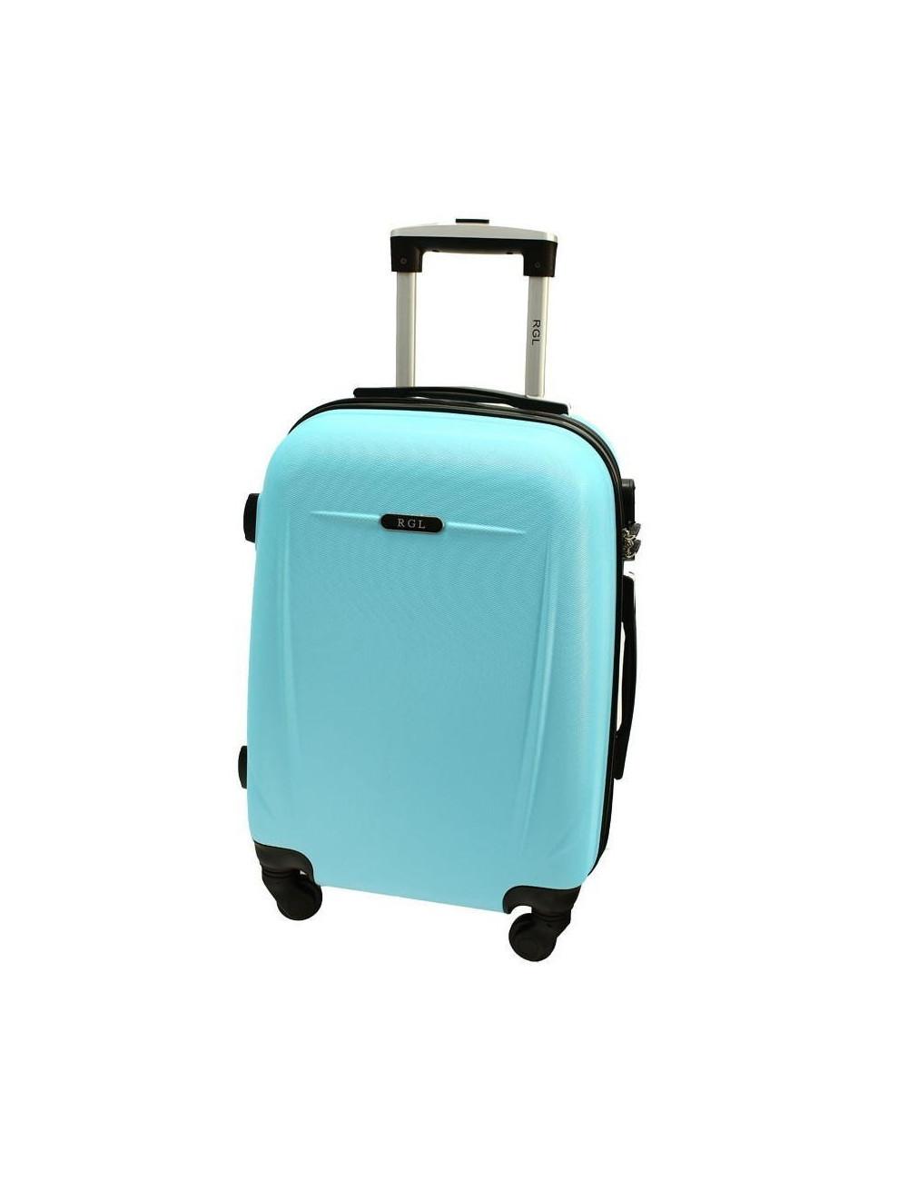 Mała walizka podróżna 780 L - lazurowa