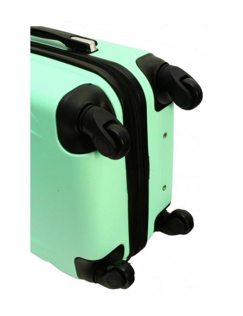 Mała walizka podróżna 780 L - obrotowe kółka