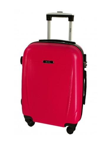 Duża walizka podróżna 780 XXL - różowa
