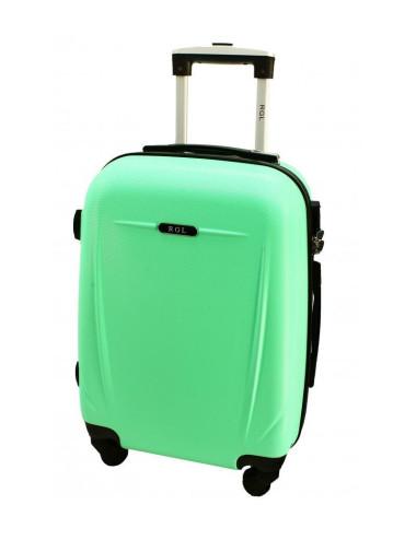Duża walizka podróżna 780 XXL - miętowa