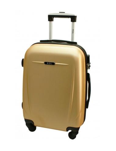 Duża walizka podróżna 780 XXL - szampańska