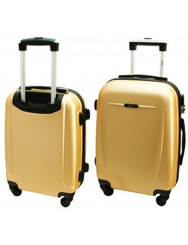 Duża walizka podróżna 780 XXL - przód i tył