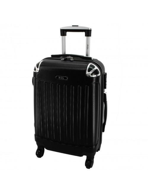Średnia walizka podróżna 735 XL - Czarna