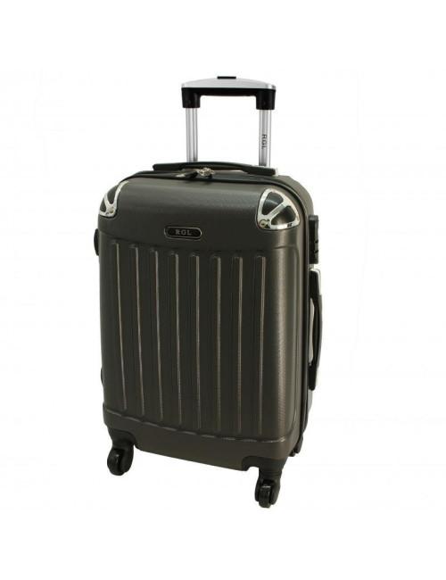 Duża walizka podróżna 735 XXL - Grafitowa