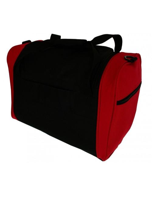 Uniwersalna Materiałowa Torba Podróżna C9 RGL - tył torby