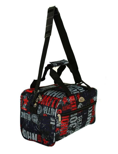 Mała Torba Podróżna NOG RGL - pasek do noszenia torby na ramieniu