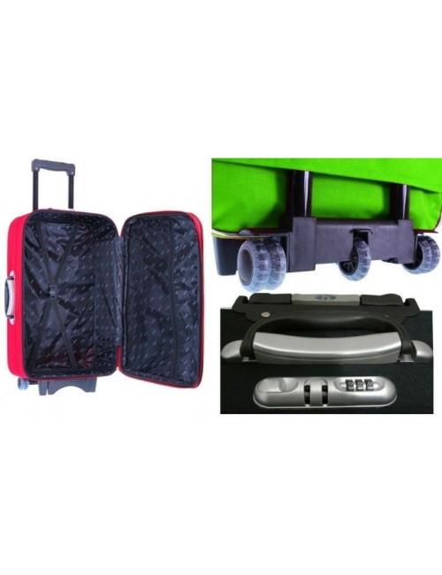 Średnia walizka podróżna na kółkach 773 S - zdjęcia podglądowe