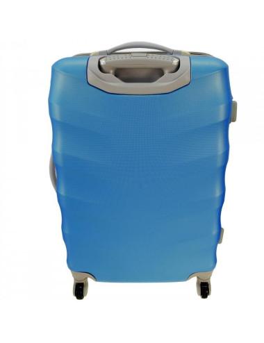 Duża walizka podróżna na kółkach 81 XXL RGL - tył