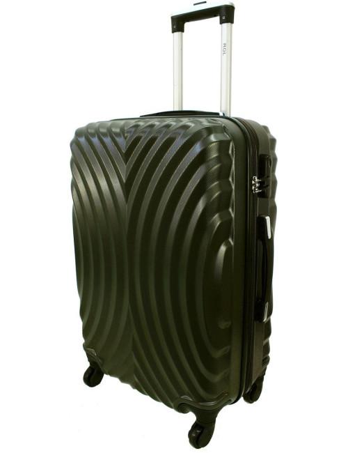 Duża walizka podróżna na kółkach 760 XXL - Grafitowy