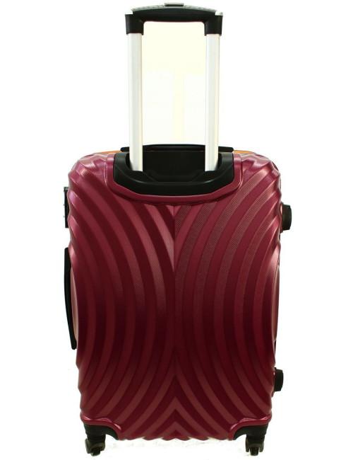 Mała walizka podróżna kabinowa na kółkach 760 L - Wysuwany Duraluminiowy Stelaż