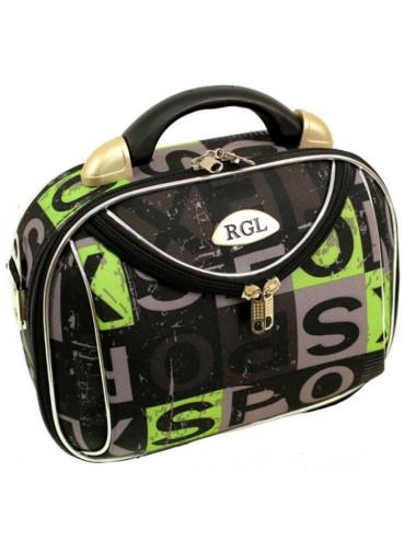 Duży kuferek podróżny kosmetyczka 773 XXL - kolor 8