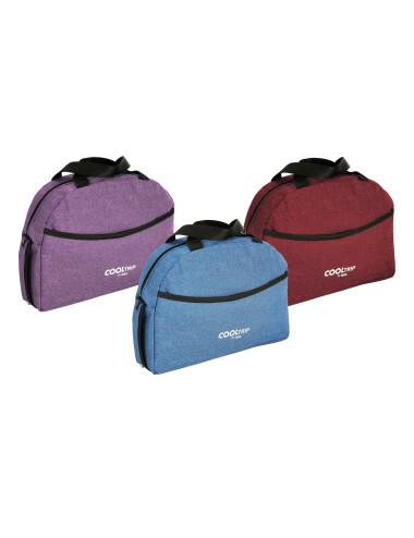Uniwersalna torba na wózek dziecięcy model 01 pasek na ramię - kolory