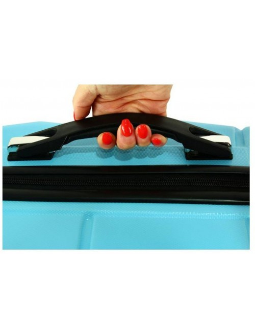 Mała walizka podróżna kabinowa na kółkach 720 M - wygodny uchwyt