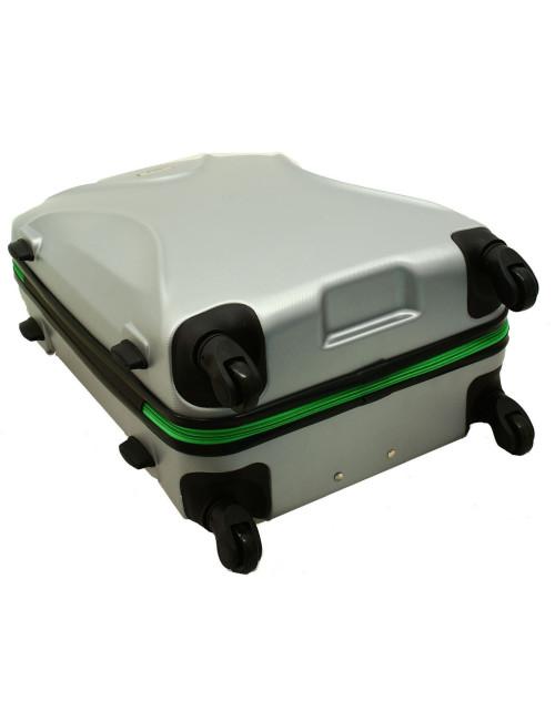 Średnia walizka podróżna na kółkach 750 XL Zamek TSA - kauczukowe kółka obrotowe
