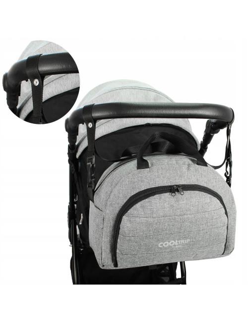 TORBA NA WÓZEK MODEL 2 organizer - na wózku