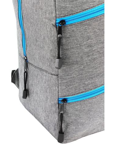 Plecak Torba RYANAIR 40x20x25 bagaż podręczny 43 - zamki z plastikową końcówką