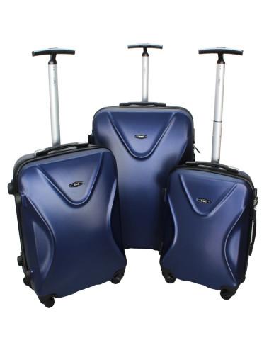 Zestaw walizek 3w1 750 XXL...
