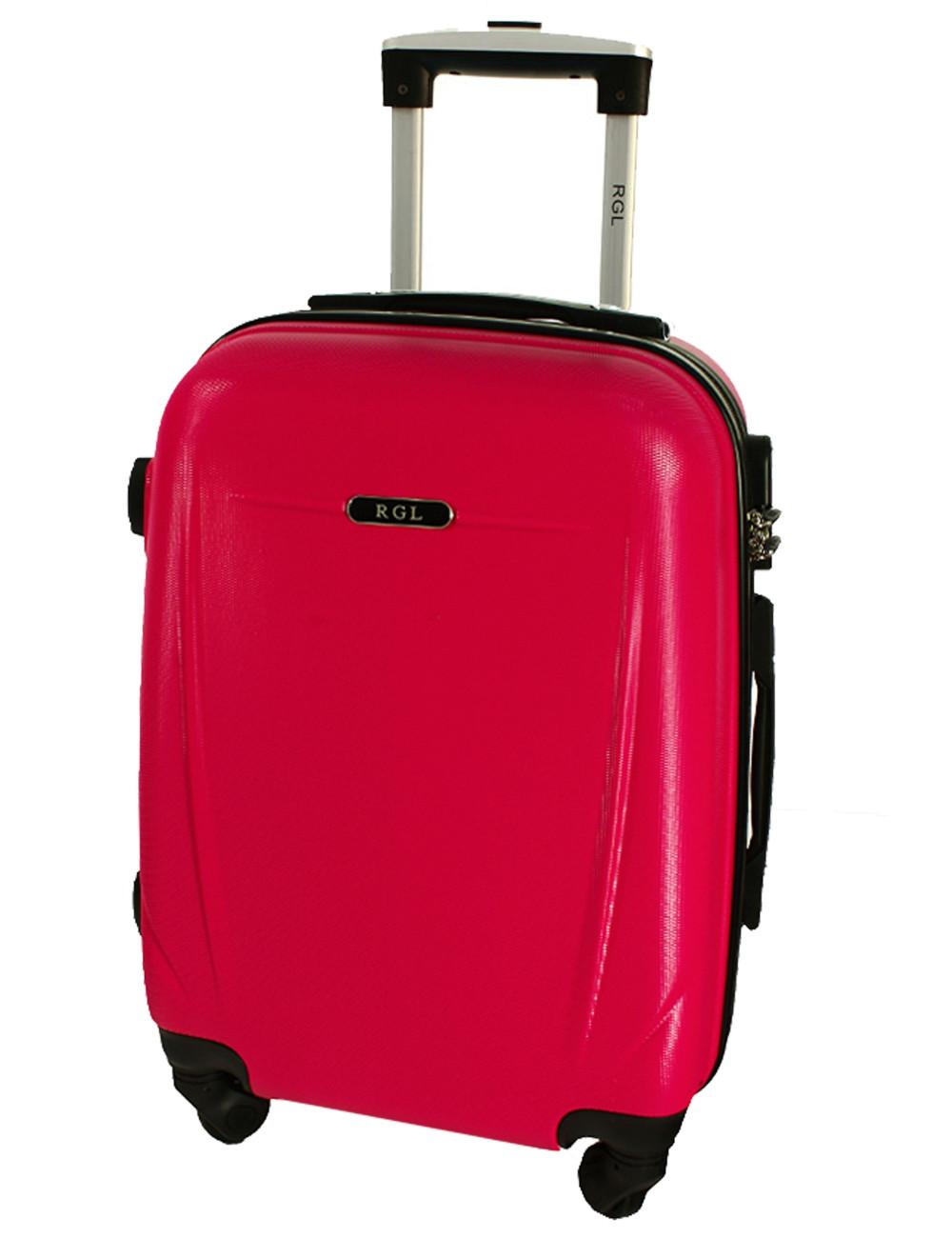 Średnia walizka podróżna 780 XL - różowa