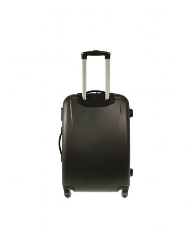 Mała  walizka podróżna (L) 910 - Mocne Tworzywo ABS
