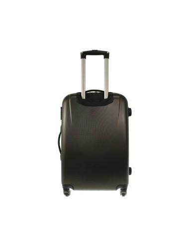 Duża walizka podróżna (XXL) 910 - Tył Walizki