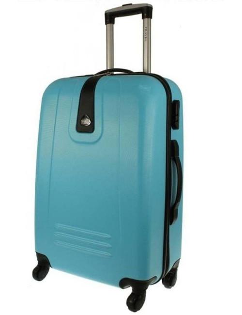 Mała  walizka podróżna 910 M - Lazurowa