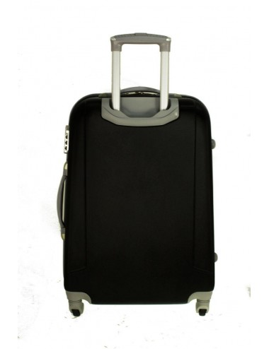 Mała walizka podróżna na kółkach 883 RGL 55x40x20 - tył