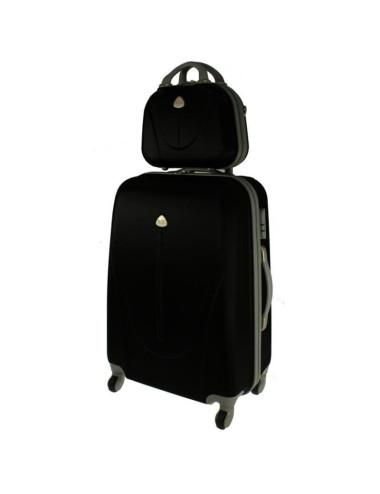 Walizka XL + kuferek XL 883 - czarny