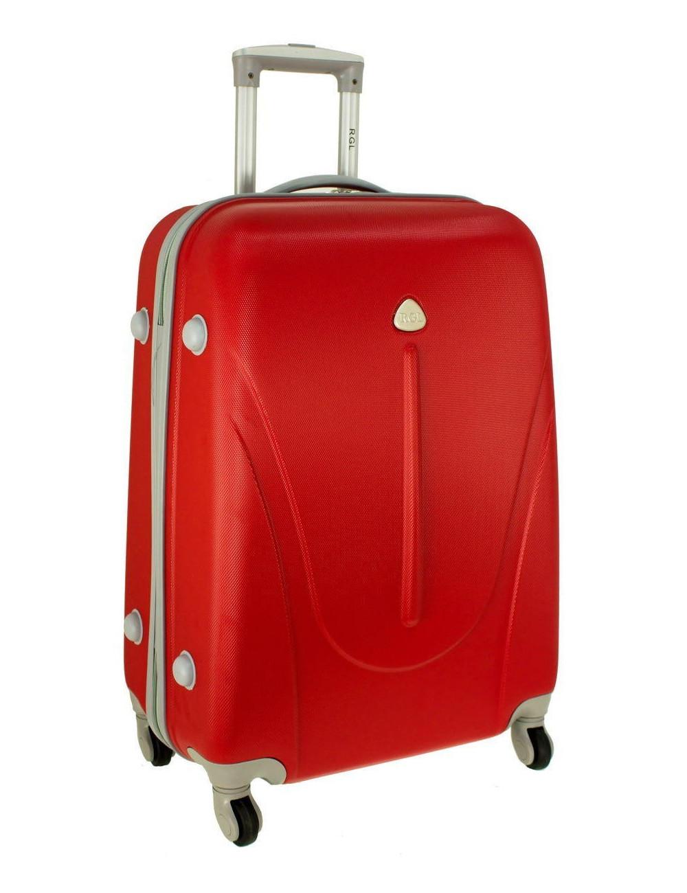 Walizka podróżna 883 M - czerwona