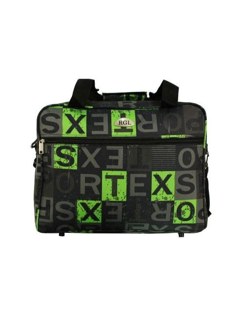 Torba podróżna materiałowa RGL M2 - przód torby