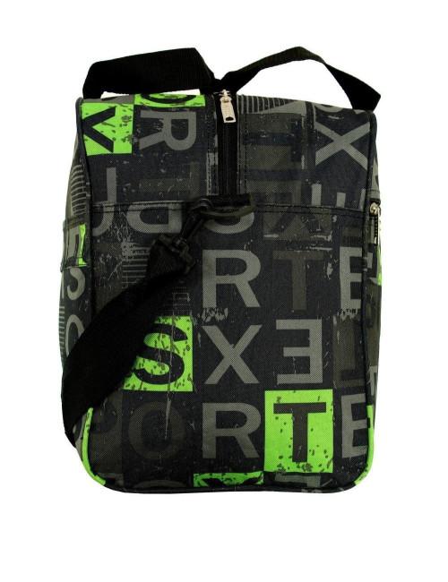 Torba podróżna materiałowa RGL M2 - bok torby