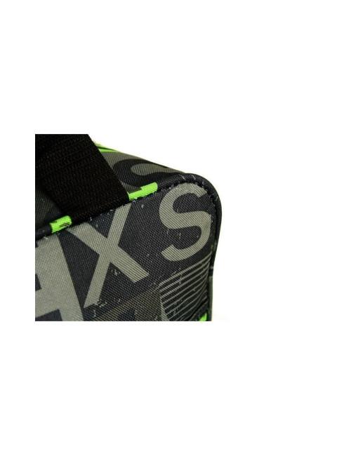 Torba podróżna materiałowa RGL M2 - stałe rączki do noszenia torby w ręku