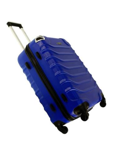 730 3w1 Mocne Walizki Podróżne ABS RGL - stopki stabilizacyjne z boku walizki