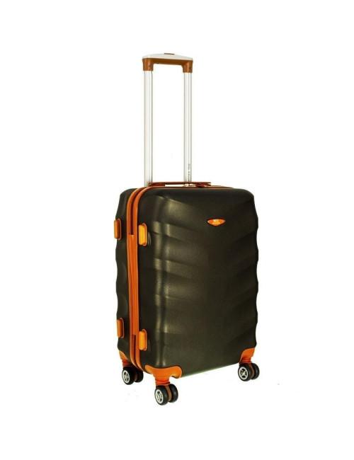Mała walizka podróżna L 6881 RGL Exclusive - grafitowy