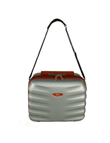 Mała  Walizka podróżna + Mały Kuferek 6881 RGL - kuferek