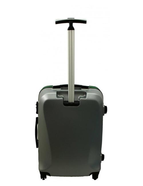 Zestaw walizek podróżnych 3w1 750 XXL XL L - wysuwana rączka teleskopowa