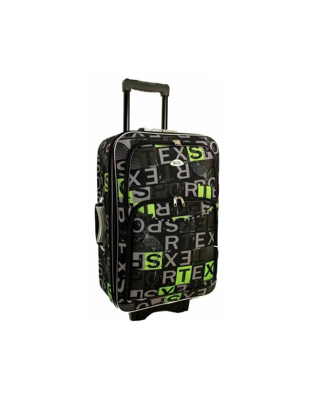 Mała walizka podróżna na kółkach 773 M - kolor 8